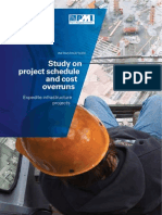 Project Delays & Overruns Study - KPMG