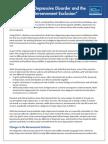 DSM 5 Bereavement Exclusion
