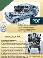 Motores de Comustion de Hidrogeno