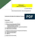 Anuario 2014 Golosinas - Ministeria de Agricultura, Pesca y Ganadería
