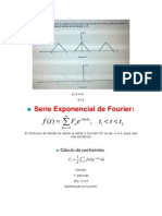 Ejemplo Fourier