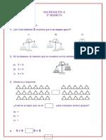 Patrones y Algebra