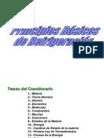 Principios Basicos de La Refrigeraciòn