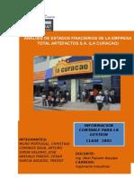 PROYECTO CONTABILIDAD_Analisis de Estados Financieros