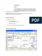 Introducción Al Excel Basico
