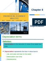 Engineering Economics, Chapter 8
