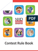 NHD RULE BOOK (Latest Version)