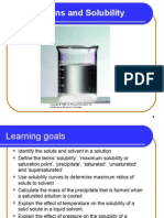 week 8 ppt solutions and solubility