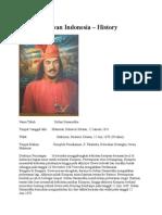 Profil Pahlawan Indonesia