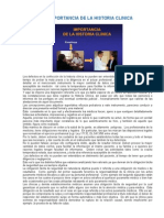 Importancia de la historia clinica.doc