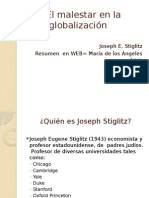 El Malestar en La Globalizacin J.stighitz