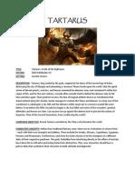 D&D Campaign Concepts