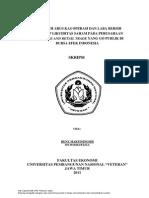Skripsi Pengaruh Arus Kas.pdf