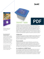 Factsheet SMART Table FR