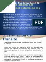 Método de Diseño Del Instituto Del Asfalto De