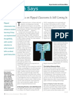 Evidence of Flipped Classrooms is Still Coming In