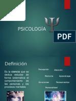 Evolución Historia de La Psicología
