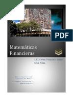 Matematicas Financieras - Francisco Cruz Ariza