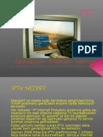 İnteraktif Ve Talebe Bağlı Servislerle Zenginleştirilmiş, TCP/IP