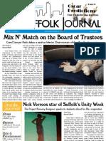The Suffolk Journal 3/3/2010