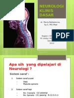 Neurologi Klinis Dasarklinic