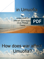 War in Umuofia