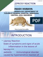 File Presentation Type i Leprosy Reaction Khunadi Hubaya