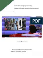 We onderbreken deze programmering…  Duiding van journalisten tijdens grote breaking news uitzendingen