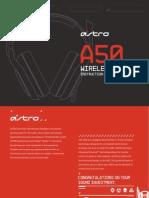 a50 Astro Manual