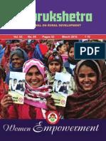Women Empowerment KURU MARCH 2015 FINAL