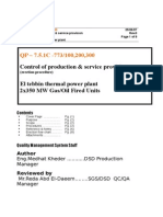 Erection Procedure.(QP 7.5.1C)