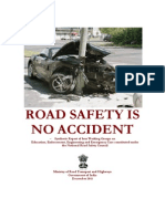 Synthesis Report of Four Working Groups on Road Safety -2916469697