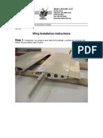 SONEX Do Wing_install