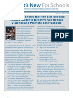 What's New for Schools - January 2010