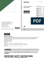 Nex 6 Manual