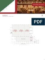 Floor Plans Meeting Rooms at Grand Hyatt Bali