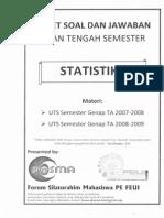 Materi Tentir Statistik-2012