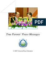 True Parents Peace Messages
