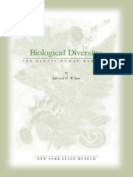 Biological diversity. Edward O. Wilson.pdf