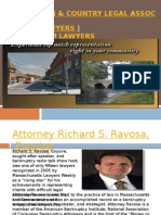 About Town & Country Legal Associates - Natick Lawyers, Framingham Lawyers