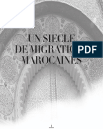 Un Siecle de Migrations Marocaines