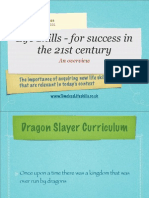 Life Skills for Success in the 21st Century