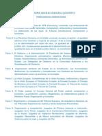 Programa Auxilio Judicial 2010