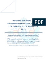AHOGAMIENTOS infografia hasta agosto 2015