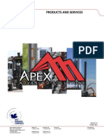 Apex Advanced - Products and Services Booklet - Rev 2 5