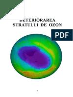 DETERIORAREA  STRATULUI  DE  OZON.doc