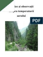 Analize si observatii asupra temperaturii aerului.doc
