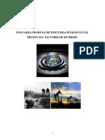 Poluarea produsa de industria petrolului.doc