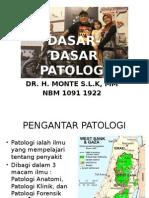 Kuliah Dasar-dasar Patologi
