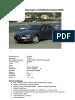 Alfa Romeo Alfa 156 Sportwagon 1.9 Jtd